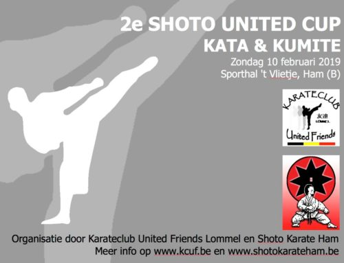 Poules Shoto United Cup 2019