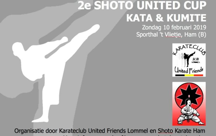 Shoto United Cup