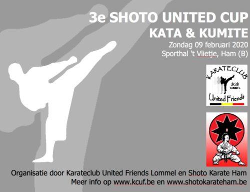 3e SHOTO UNITED CUP